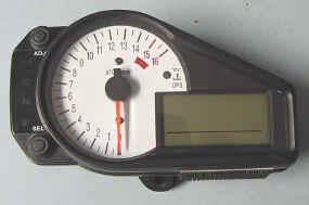 Do-it-yourself GSXR gauges - Bluegauges.com on