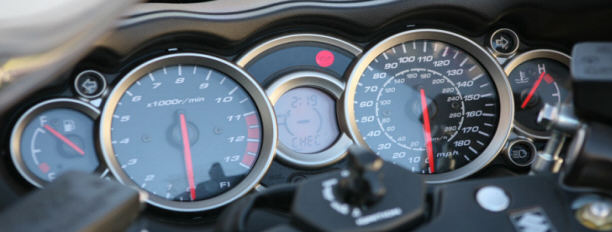2008 Hayabusa Gauge Backlighting - Bluegauges com
