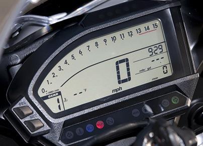 Honda CBR1000RR Gauge Backlighting - Bluegauges.com