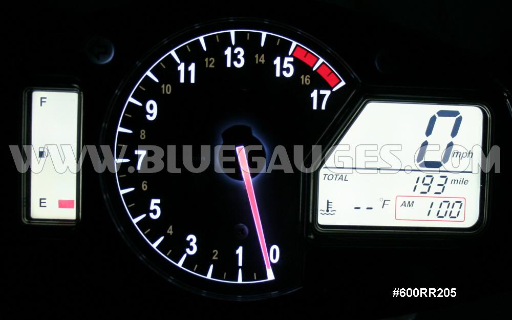 Rr on Honda Cbr600rr