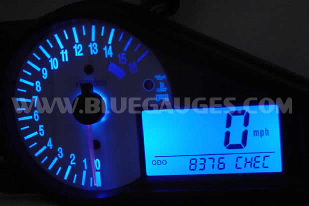 Do it yourself gsxr gauges bluegauges.com