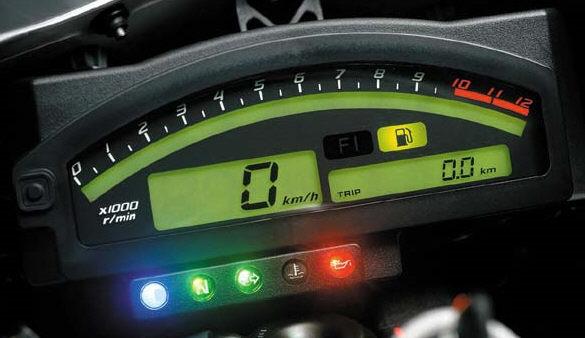 Honda Rc51 Gauge Backlighting Bluegauges Com
