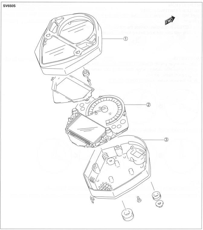 2001 suzuki sv650s wiring diagram  2001  free engine image